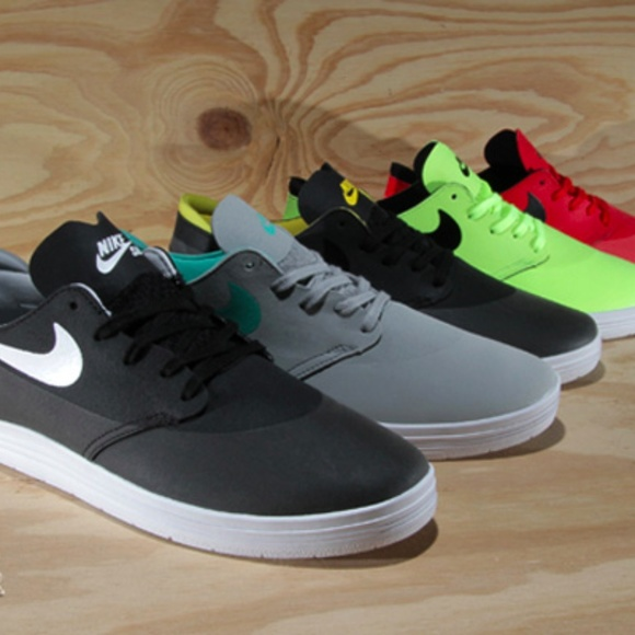 half off 45f34 6a92d ... coupon code for nike sb lunar oneshot black white mens skate 372df 7e4e5